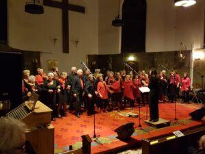 Optreden Scheepjeskerk 2